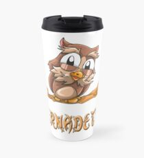 Bernadette Owl Travel Mug