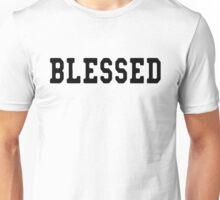 Blessed [Black] Unisex T-Shirt