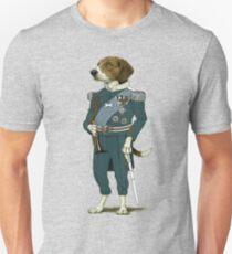 Dog In Uniform  T-Shirt