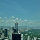 Skyline 2.0 - New York by clarebearhh