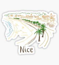 Nice Panorama Sticker