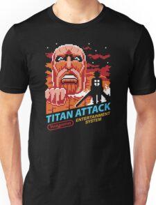 Titan Attack Unisex T-Shirt