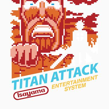 Titan Attack by pacalin
