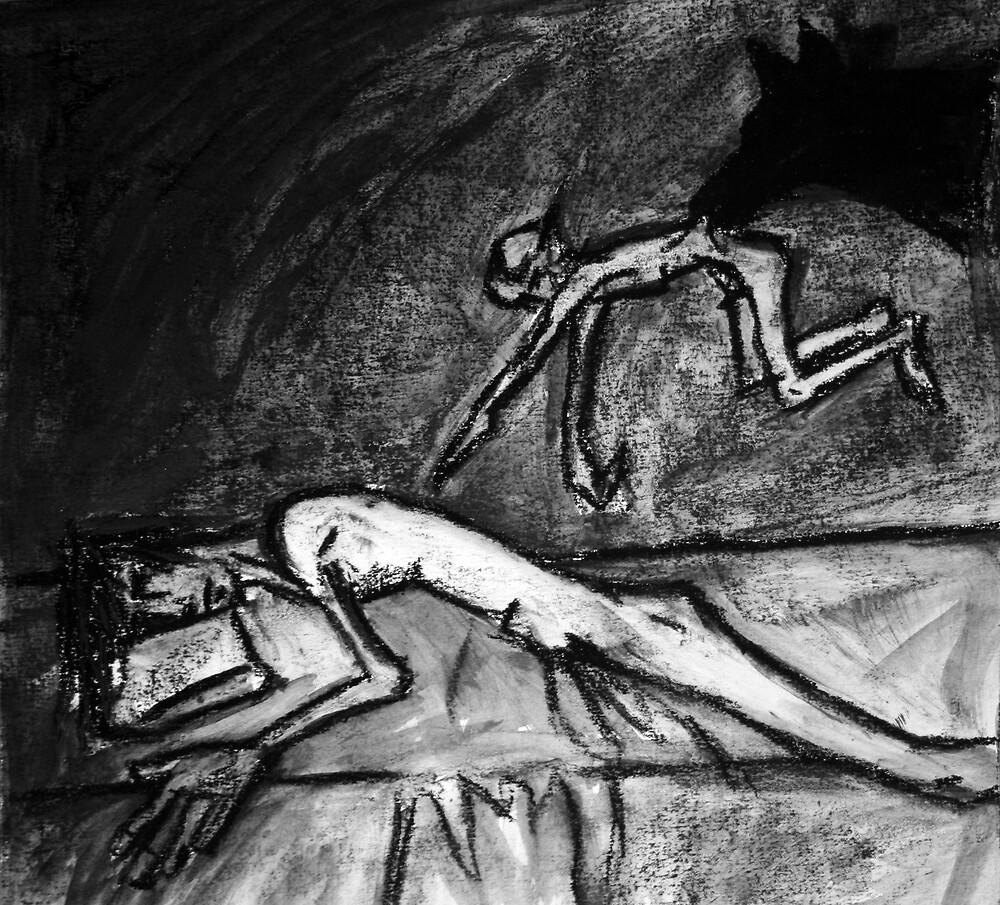 Plague Carrier by Mathew Reed