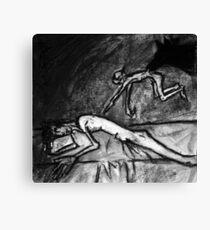 Plague Carrier Canvas Print