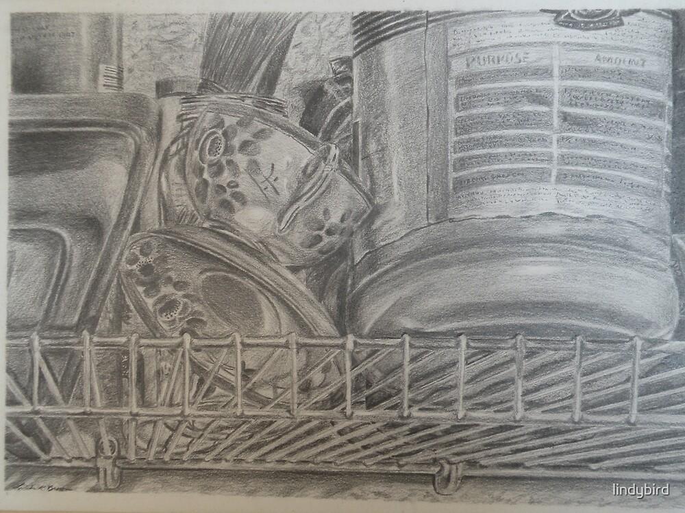 Grandma's Teacup #5 of 6 by lindybird