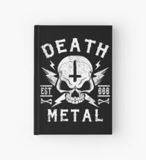 DEATH METAL Notizbuch