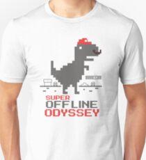 Super offline odyssey Unisex T-Shirt