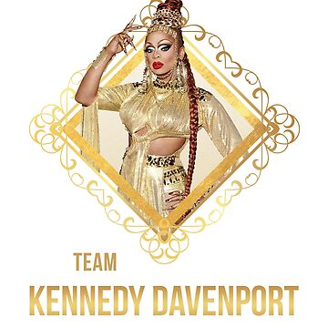 Team Kennedy Davenport All Stars 3 - Rupaul's Drag Race by covergirl