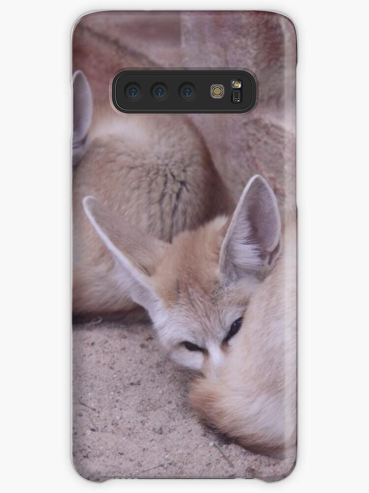 Desert of the Fennec Fox Samsung S10 Case