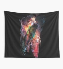 11th Doctor Wall Tapestry