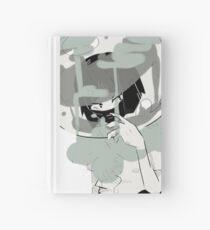 Don't Breathe Hardcover Journal