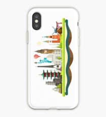 Landmarks iPhone Case