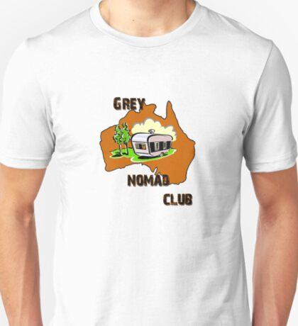 Grey Nomad Club T-Shirt