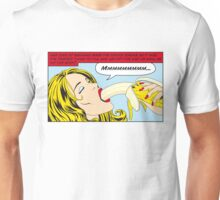 Banana Love (makes you feel good inside)  Unisex T-Shirt