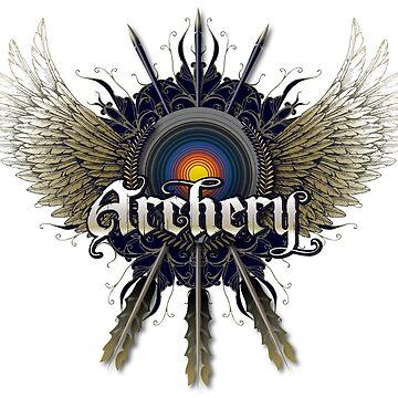 Archery 2 by corsetti