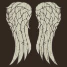 Daryl's Wings by Laura Spencer
