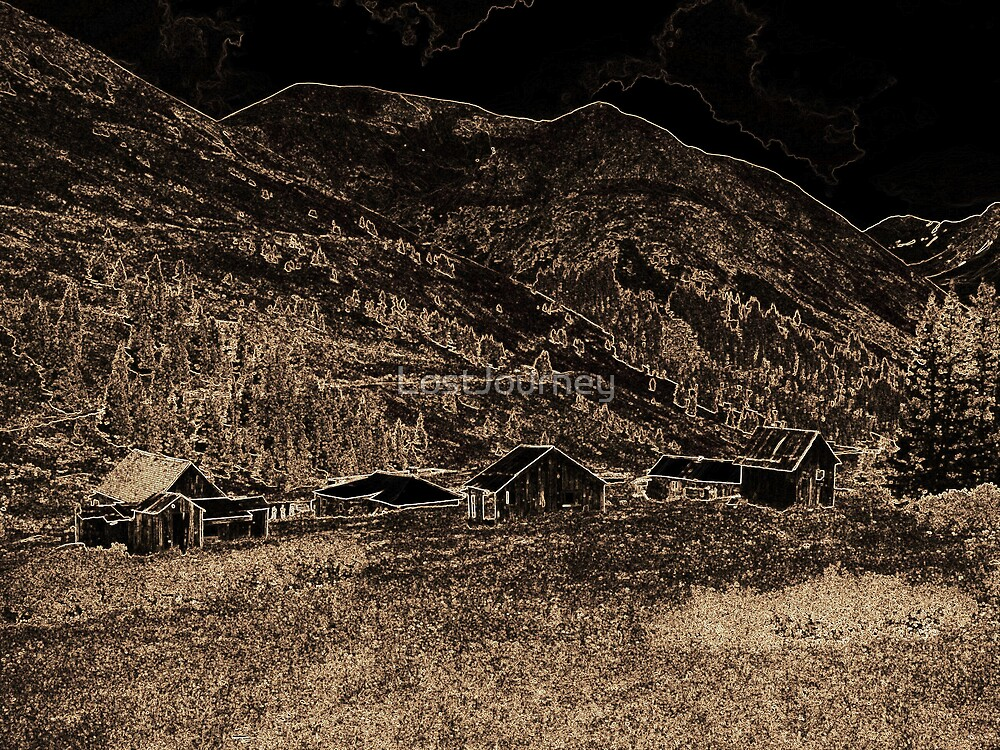 Colorado Ghost Town by LostJourney