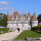 Monbazillac Castle in Dordogne (South West of France) by 29Breizh33