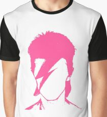 ROCK N ROLL STAR #pink Graphic T-Shirt
