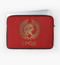 ROMAN HELMET SPQR- Cool Graphic  Laptop Sleeve