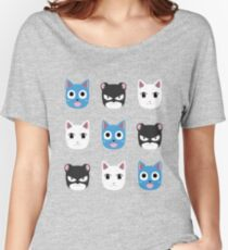 Chibi fairy cats V2 Women's Relaxed Fit T-Shirt