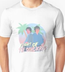 Flight Of The Conchords 80s vibes Unisex T-Shirt