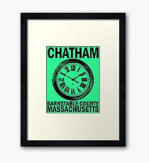 Chatham, Massachusetts Framed Print