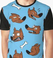 A Bone To Pick - Alaina's head werewolf  Graphic T-Shirt