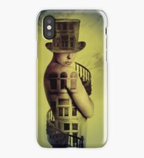 Inaccessible iPhone Case/Skin