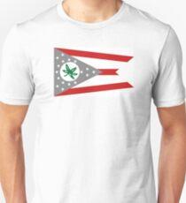 State Flag of Ohio T-Shirt
