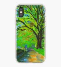 Walk with me my love. iPhone Case