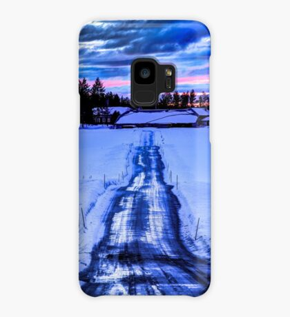 PRIVATE ROAD [Samsung Galaxy cases/skins] Case/Skin for Samsung Galaxy