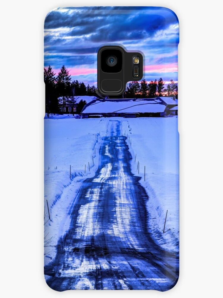 PRIVATE ROAD [Samsung Galaxy cases/skins] by Matti Ollikainen