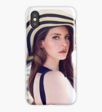 Lana Del Rey - Glamour iPhone Case/Skin