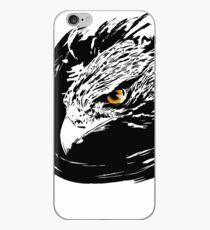 black eagle BJK iPhone Case