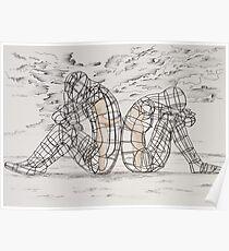 Inner Child - Burning Man Poster