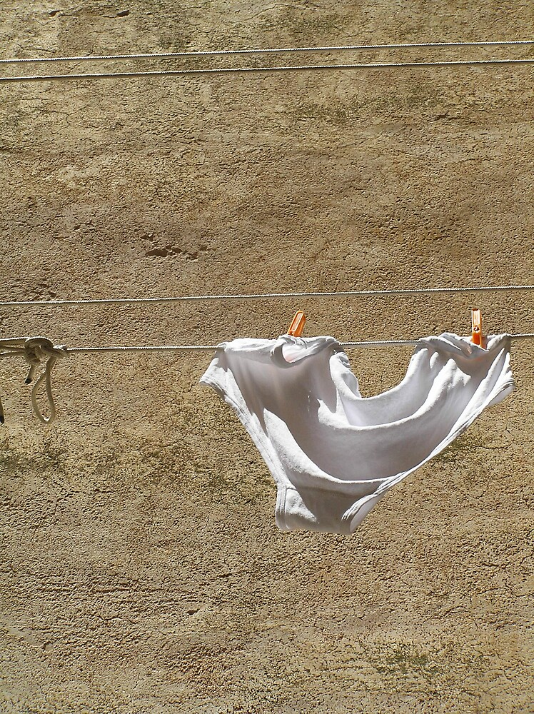 Undies on Line by Pip Byrne