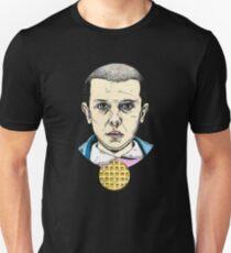 The waffle girl Unisex T-Shirt