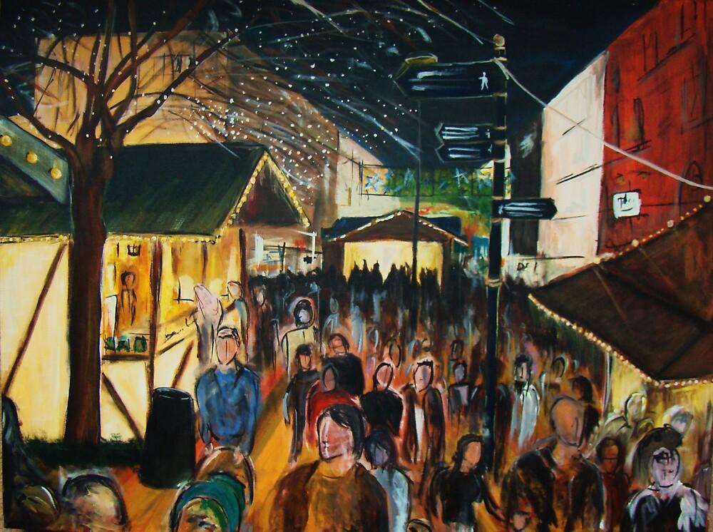 German Market 2007 by Abian Richards