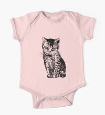 Cat Cool One Piece - Short Sleeve