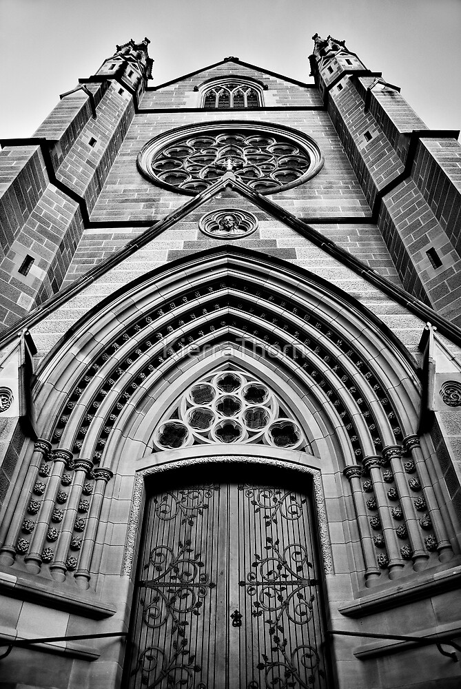 St Mary's Cathedral by KierraThorn