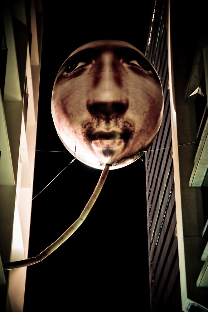 Man In The Moon by Lance Jackson