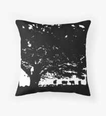 Shade Taken Throw Pillow