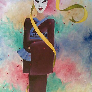 Geisha by pacesophie