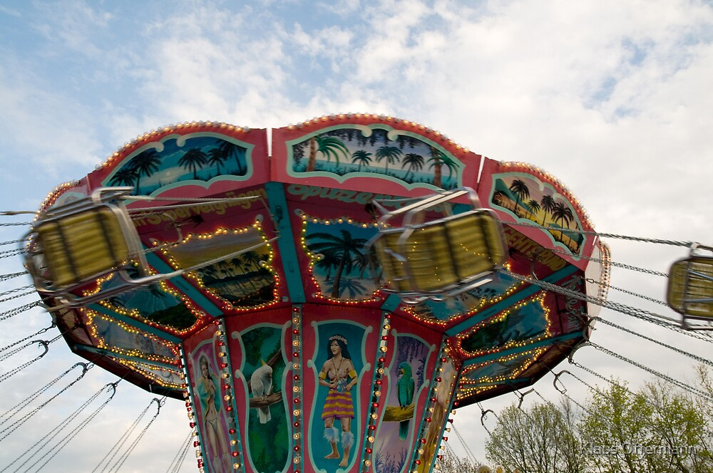 Chairoplane by Klaus Offermann