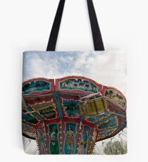Chairoplane Tote Bag