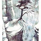 « Paysage d'hiver » par Manapany