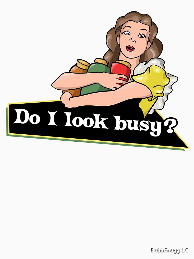 Do I LOOK Busy? by Boogiemonst