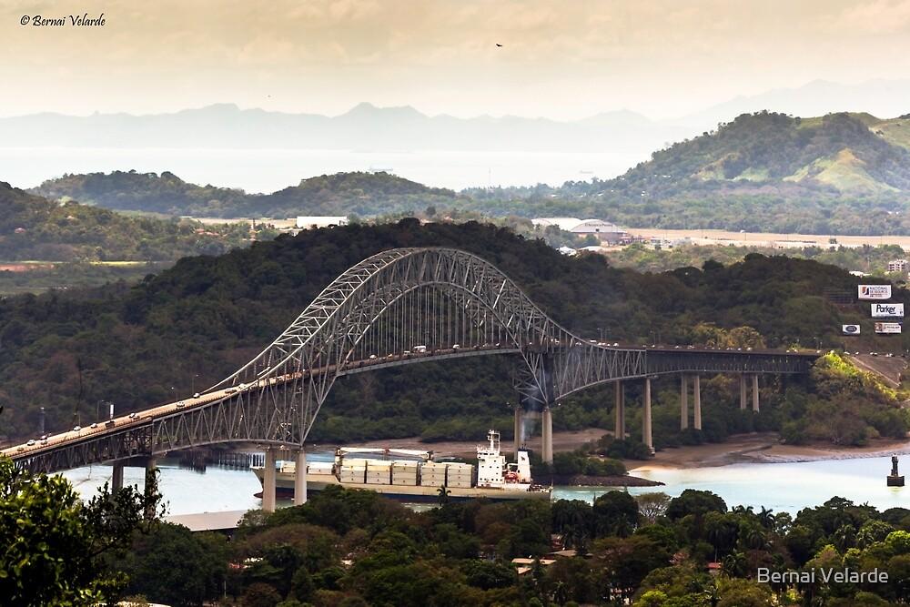 Panama Canal by Bernai Velarde PCE 3309